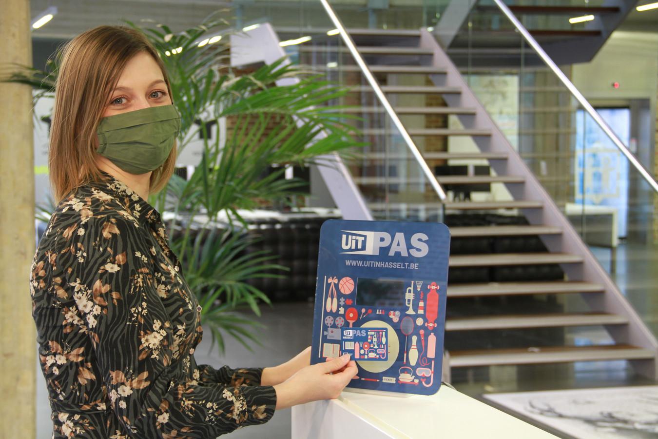 De Hasseltse UiTPAS werd begin dit jaar vernieuwd, mét succes.