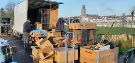 Centrale vuurwerkshow mag gemeente niets kosten, vinden burgemeesters in Oost-Nederland