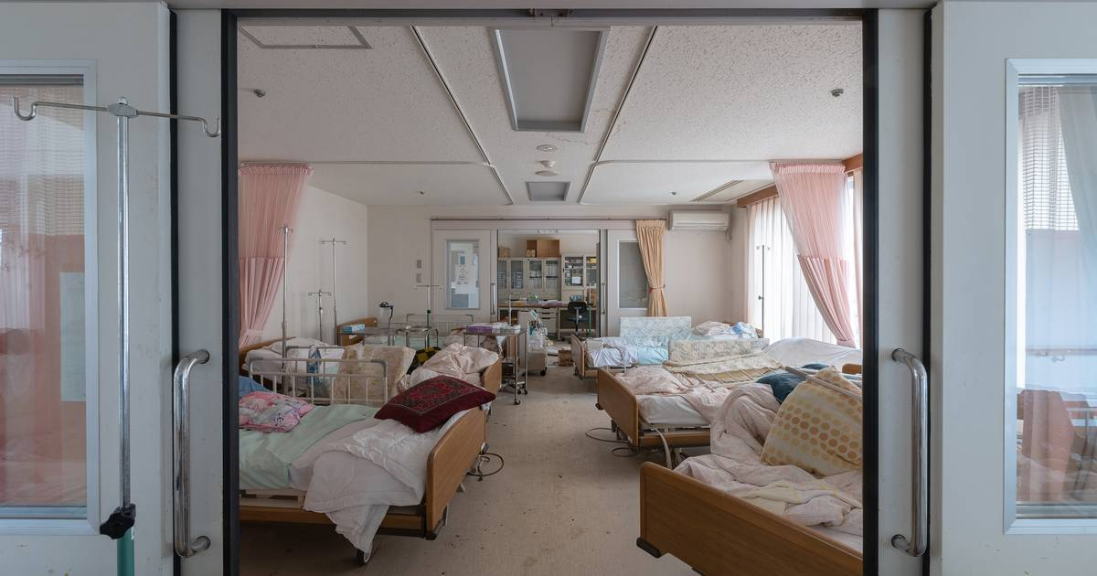 Verlaten Fukushima maakt verpletterende indruk: 'Alsof je rondloopt in levensechte horrorfilm' - AD.nl