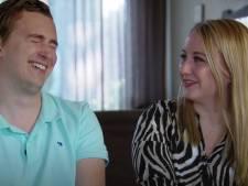 Roy en Deveny zien Kopen Zonder Kijken samen met pasgeboren Xavi: 'Dat maakt het extra mooi'