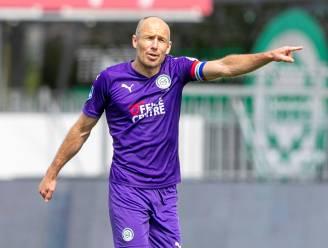 Robben gaat graag mee naar het EK als bondscoach De Boer belt: 'Dan zeg ik ja'