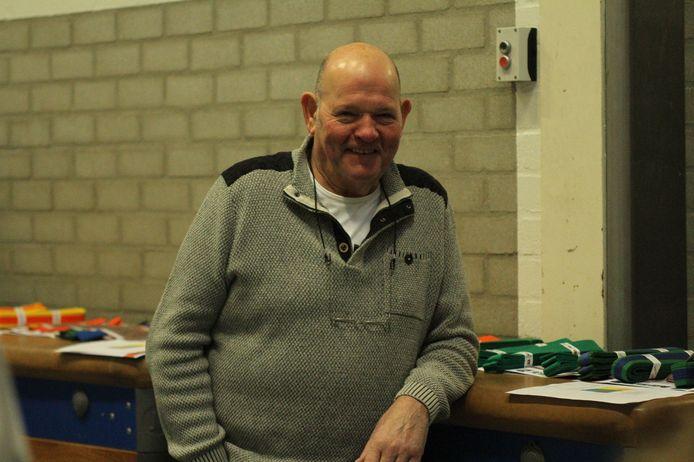 De heer C.J.W. (Kees) Oerlemans (71), wonende te Tilburg.