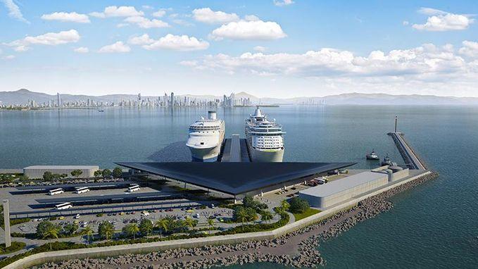 Jan De Nul bouwt cruisehaven van 140 miljoen euro voor Panamakanaal