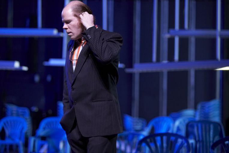 Bruno Vanden Broecke in 'Missie'. Beeld Koen Broos