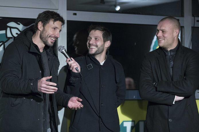 Mark van Bommel en Kevin Hofland willen gaan samenwerken bij VfL Wolfsburg.