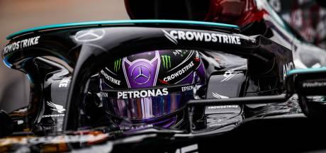 Lewis Hamilton prolonge jusqu'en 2023 son contrat avec Mercedes