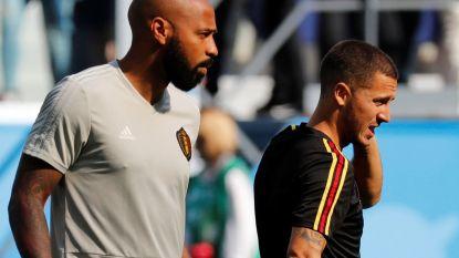 """Thierry Henry buigt zich over de Ballon d'Or: """"Het zou onaanvaardbaar zijn als een Fransman of Eden Hazard hem niet zou winnen"""""""