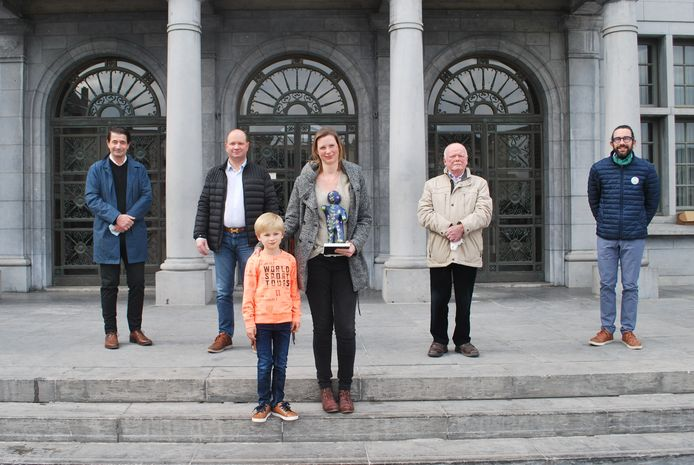 Vicky Van Elst wint K-dolls-wedstrijd in Ronse