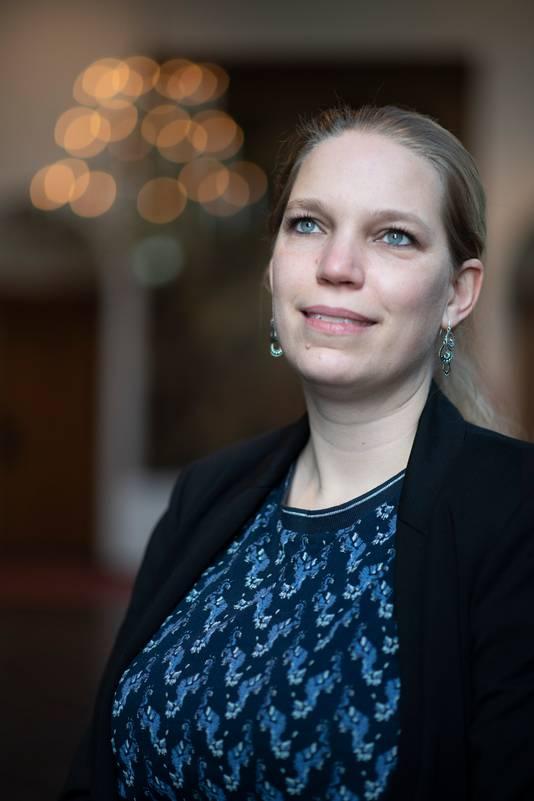 Wethouder Petra Molenaar