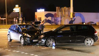 Gewonde bij ongeval op kruispunt den Doorn