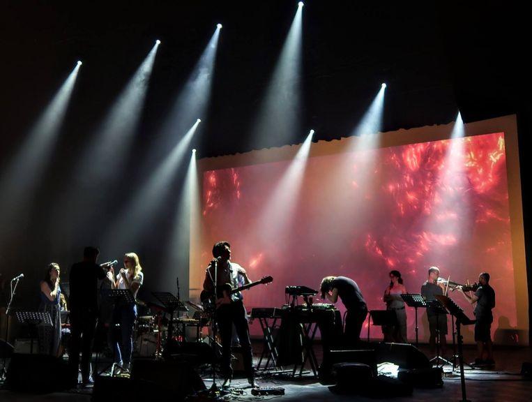 Mauro en Braaknoot Ensemble brengen hommage aan Boudewijn de Groot Beeld AB
