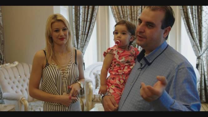 Van 'kippenhok' naar kasteel in de buurt van Knokke: Iraanse familie toont rijkdom in 'Sky Is The Limit'