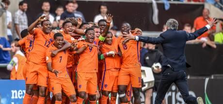 Deze zaken vielen op bij het Oranje Onder 17 van PSV-uitblinker Ihattaren