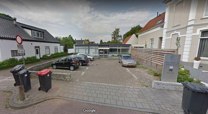 Het gebouw op de Kerkstraat 20 in Velp, waar Boriz was gevestigd
