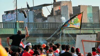 Politie zet traangas in bij protest in Iraakse haven van Um Qasr, minstens 120 gewonden