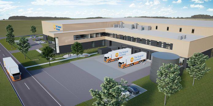 The Surgical Company krijgt een nieuwe productielocatie in Almelo.
