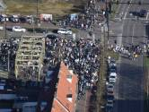Gemeente Tilburg sluit Spoorpark, duizenden aanwezigen moeten naar huis: 'Erg jammer dat het zo eindigt'