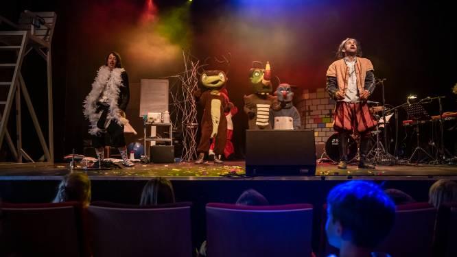 Tetterfeest in CC Belgica en op Grote Markt: leuke show en springkastelen