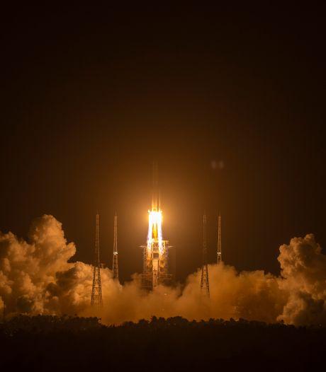 Chinese verkenner landt op de maan voor heel complexe missie
