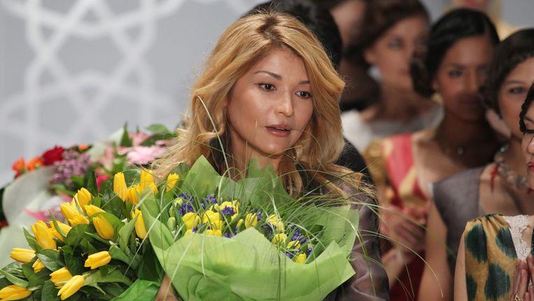 Gulnara Karimova in 2011. Beeld epa