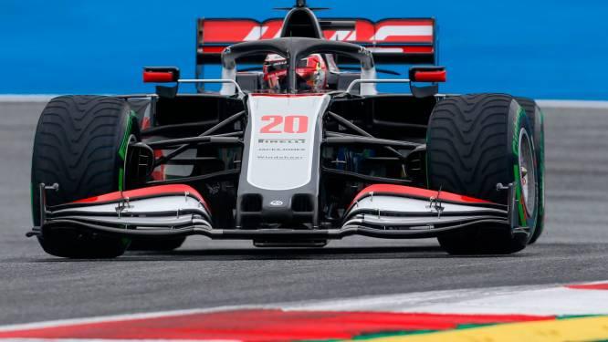 Mick Schumacher debuteert bij Haas in wagen met Russische kleuren