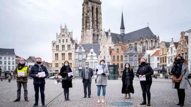 """CD&V zamelt 1.660 euro aan Mechelenbons voor scholen: """"Kwetsbare kinderen duwtje in rug geven"""""""