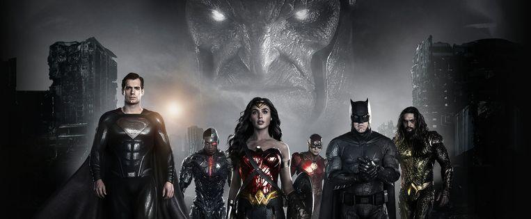 Snyders visie van de DC-helden was behoorlijk duister en stak daardoor af tegen de benadering van concurrerende superheldenstal Marvel. Beeld Warner Bros.