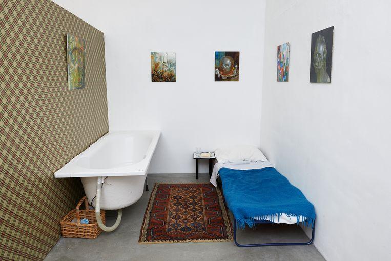 Philip Akkerman bij galerie Torch Beeld