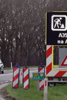 A35 richting Duitsland vanaf dinsdag vier dagen dicht
