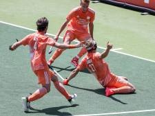 Oranjehockeyers veroveren zesde Europese titel na miraculeuze ontsnapping