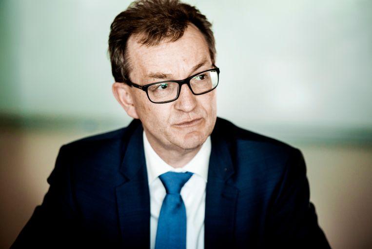 Lieven Boeve, topman van het Katholiek Onderwijs Vlaanderen.  Beeld Eric de Mildt