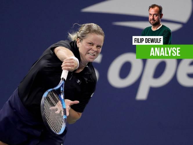 """Onze tennisexpert zoekt naar oorzaken voor de moeizame 'Kimback': """"Waarom overwoog ze nooit niveautje te zakken?"""""""