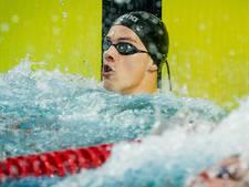 Estafettezwemmers grijpen net naast EK-medaille