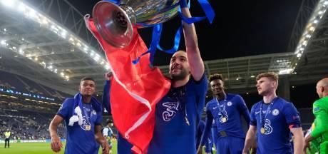Fotoserie   Dolle vreugde bij Ziyech en Chelsea na winst  Champions League, tranen bij City