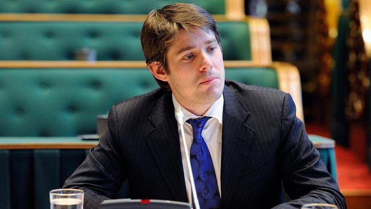 Het beoogde duwtje in de rug van SP-wethouder Arjan Vliegenthart blijkt nauwelijks te werken Beeld anp