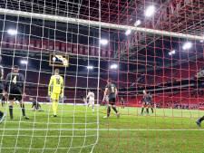 Dit zijn de gevolgen van de nederlaag van Ajax op de coëfficiëntenranglijst