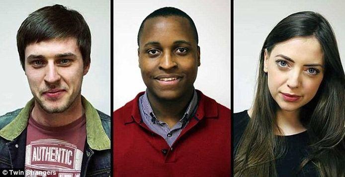 Harry, Terence en Niamh zijn op zoek naar hun dubbelgangers.