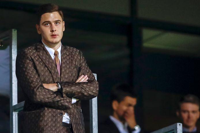 Kakhi Jordania moet nog zeker tot maart wachten voordat hij weet of hij zich echt eigenaar van FC Den Bosch mag noemen.