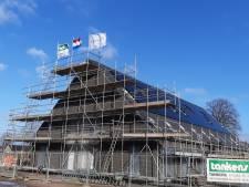 Vlag in top, maar geen feestje in Elshout