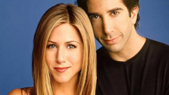 """""""Friends"""": Jennifer Aniston et David Schwimmer ont failli être un vrai couple"""
