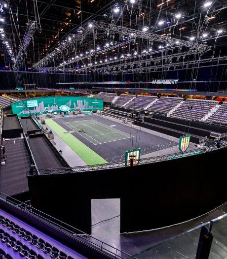 Zo'n beetje alles is dit jaar anders bij ABN AMRO World Tennis Tournament: waarom toppers een PlayStation krijgen