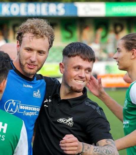 Lange wachten is eindelijk voorbij voor Yannik de Vries bij HSC'21: 'Lekker om meteen van meerwaarde te zijn'
