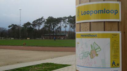 Herenthoutse loopomloop plechtig ingehuldigd