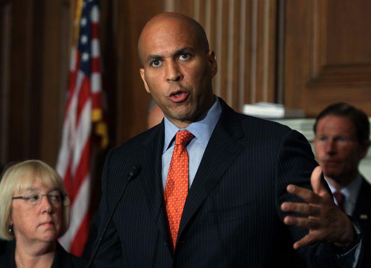 Senator Corey Booker Beeld AP