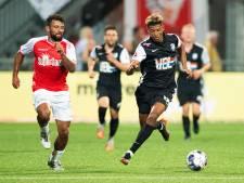 Gemiste penalty in verhitte slotfase kost FC Eindhoven een punt bij MVV