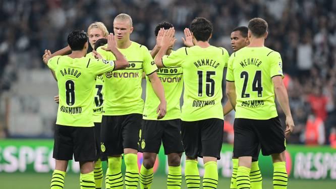 Meunier passeur, Haaland buteur: Dortmund réussit son entrée en Ligue des Champions