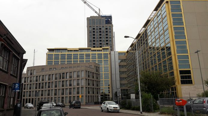 Hoogbouw in Eindhoven, binnenkort komt het college van B en W met een hoogbouwvisie.