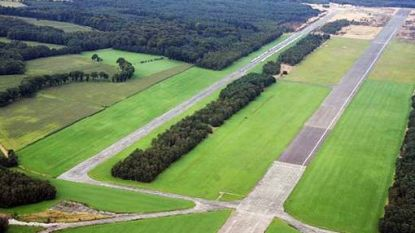 Voormalig militair vliegveld wordt natuurgebied van 200 hectare
