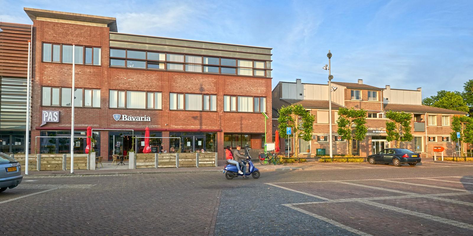Gemeenschapshuis De Pas en de bibliotheek in Heesch