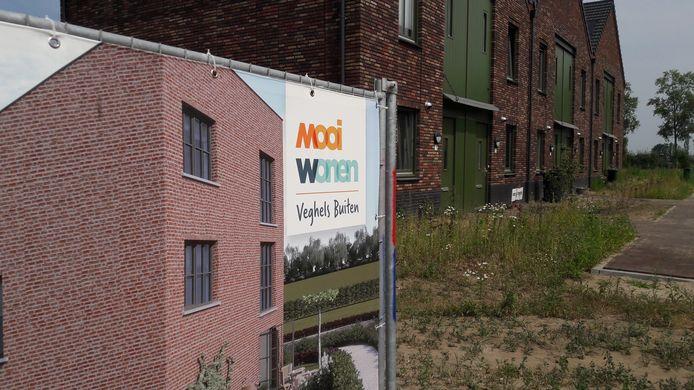 In Veghels Buiten kwam de verkoop van grond in 2017 in een stroomversnelling. Meierijstad komt vooral Veghels Buiten boven het gemiddelde uit.